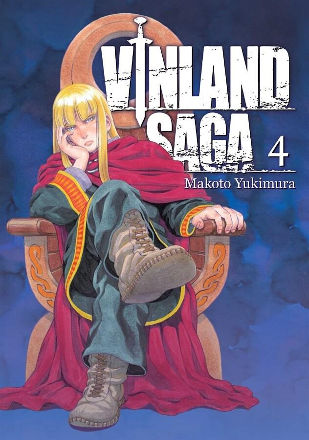 Vinland Saga Deluxe - Volume 04