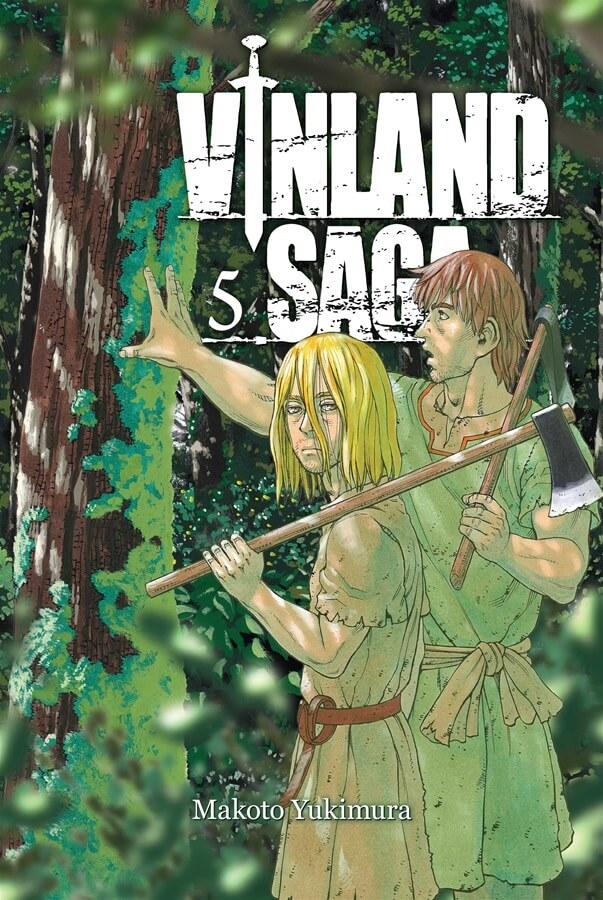 Vinland Saga Deluxe - Volume 05