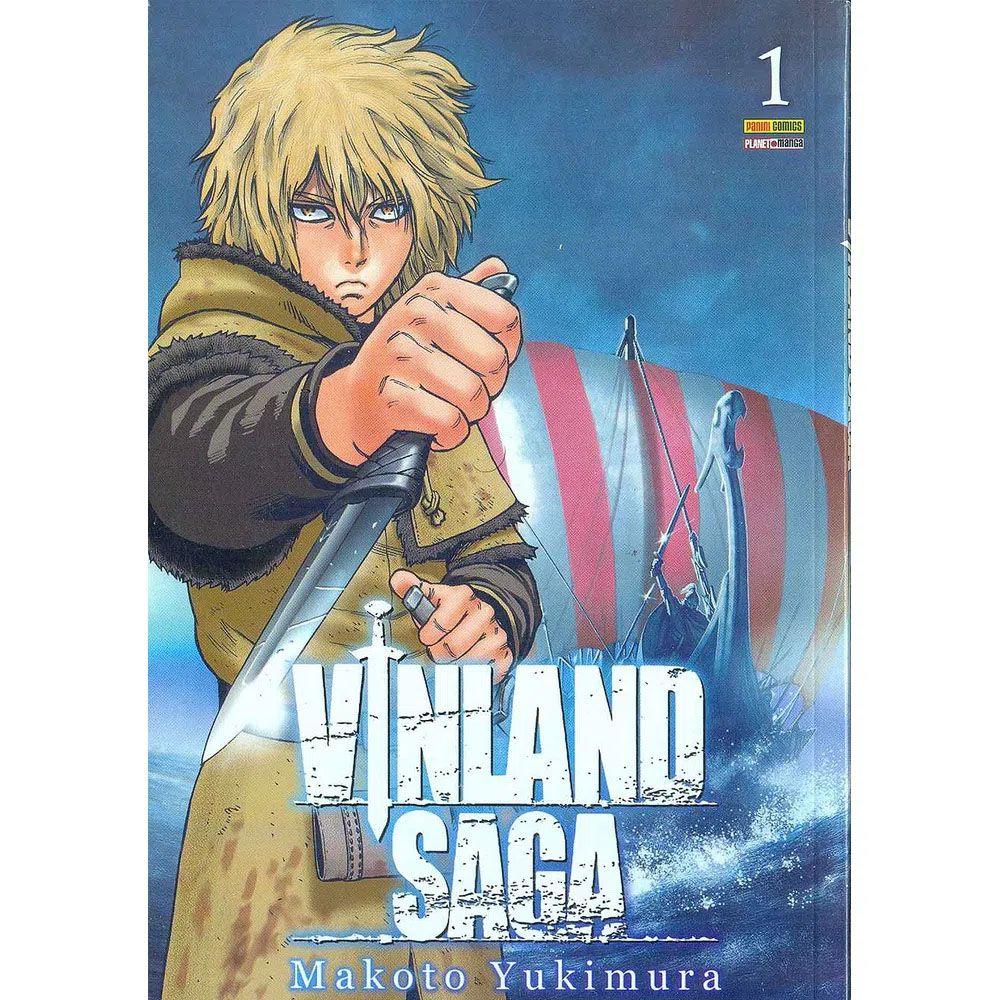 Vinland Saga - Volume 01 - Usado