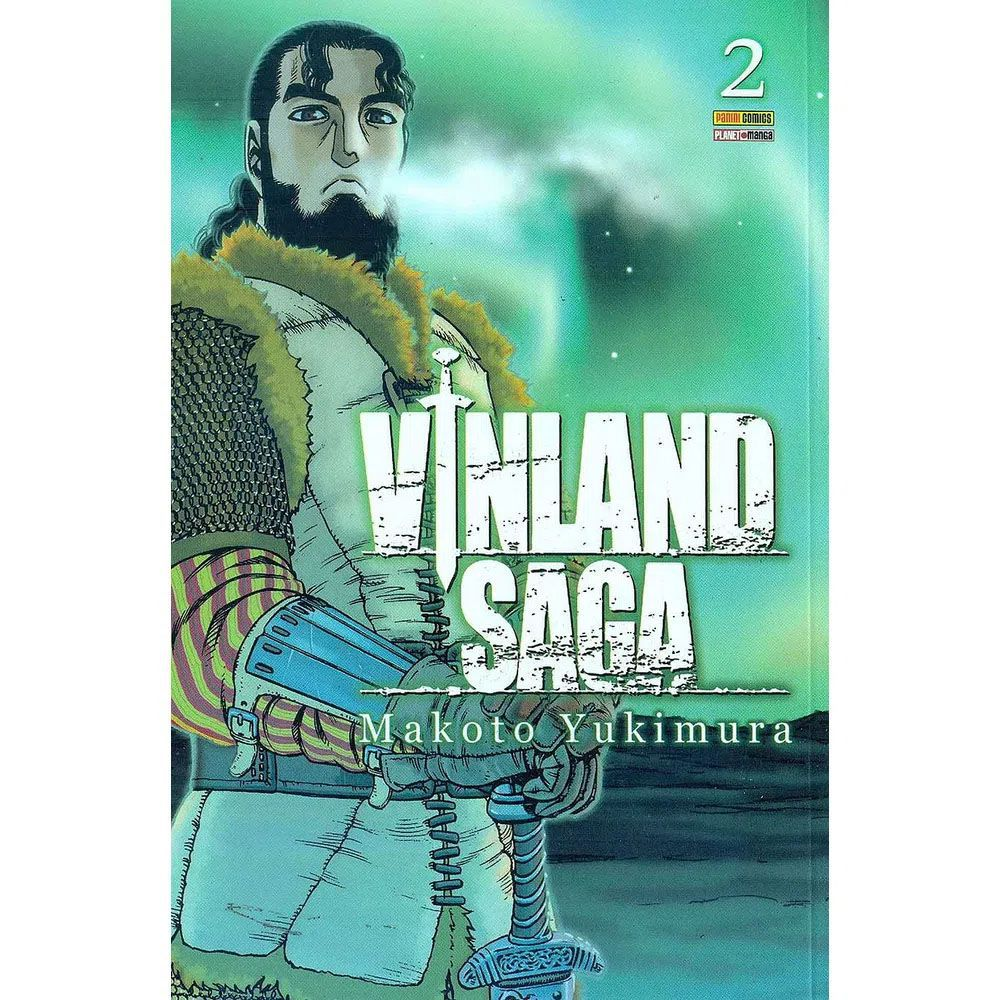 Vinland Saga - Volume 02 - Usado