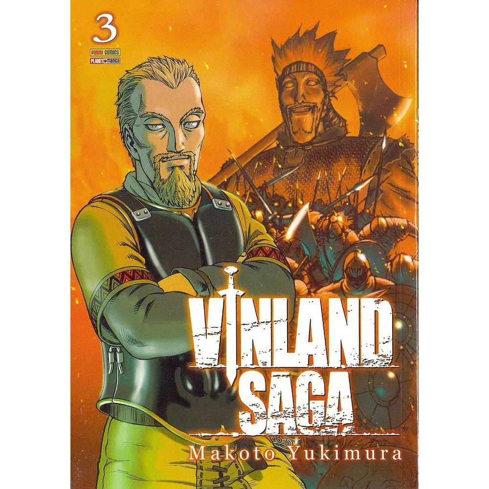 Vinland Saga - Volume 03 - Usado