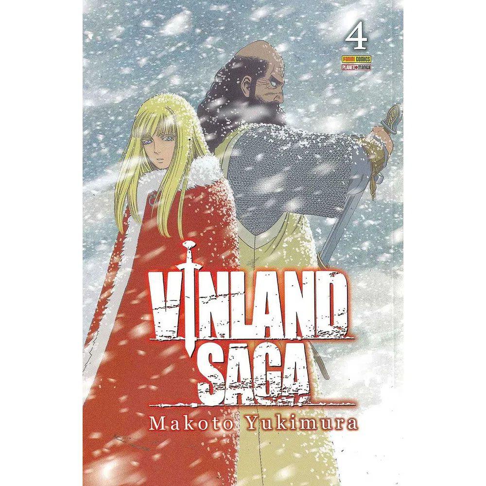 Vinland Saga - Volume 04 - Usado