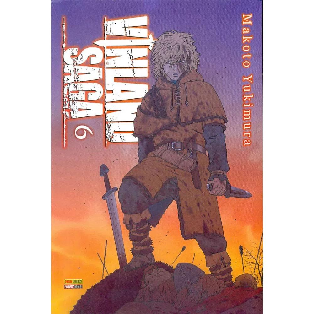 Vinland Saga - Volume 06 - Usado