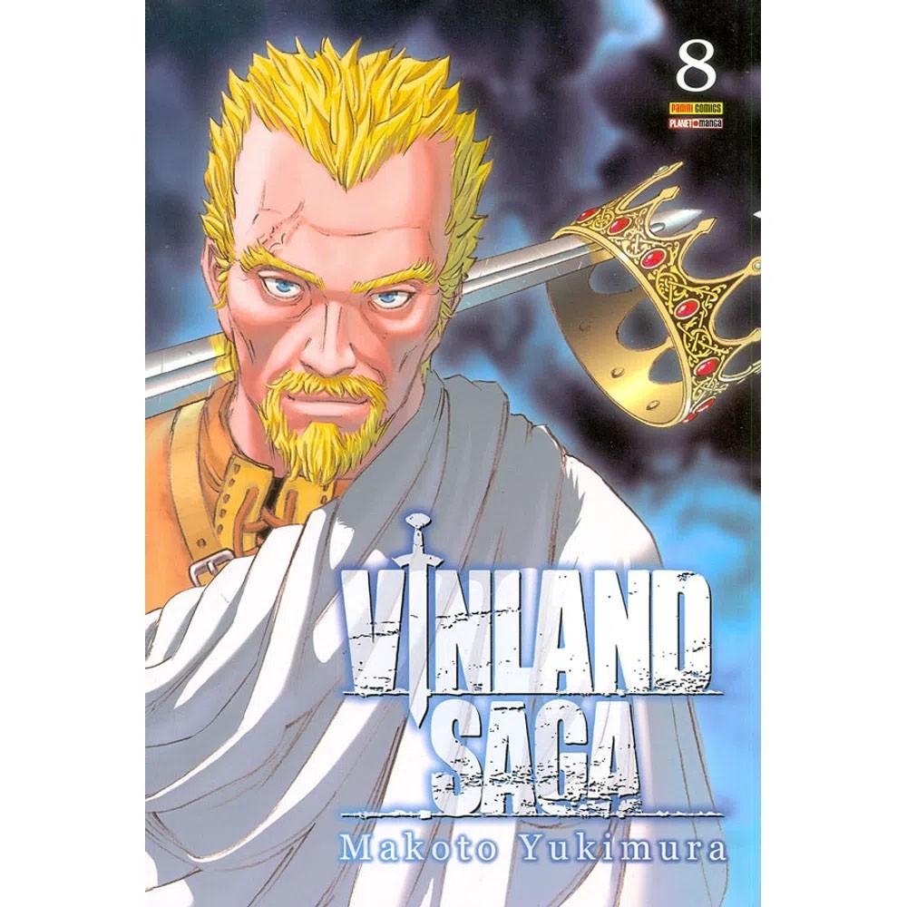 Vinland Saga - Volume 08 - Usado