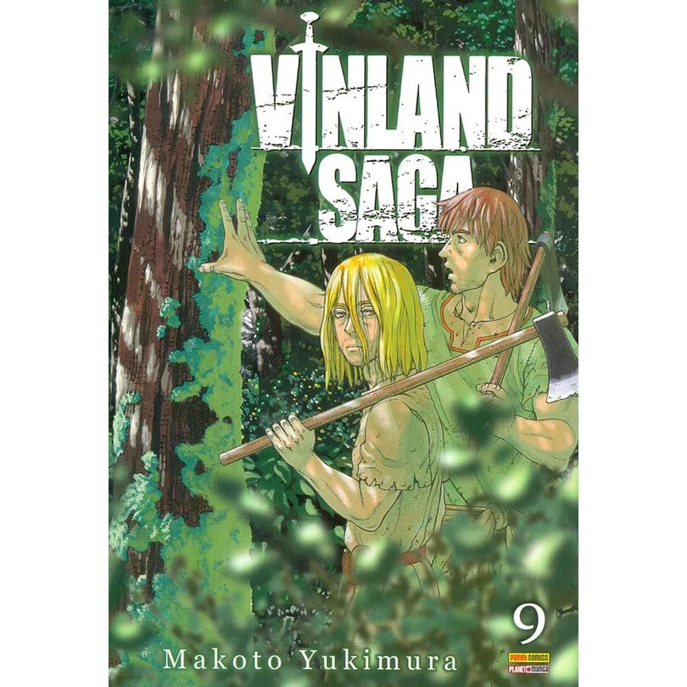 Vinland Saga - Volume 09 - Usado