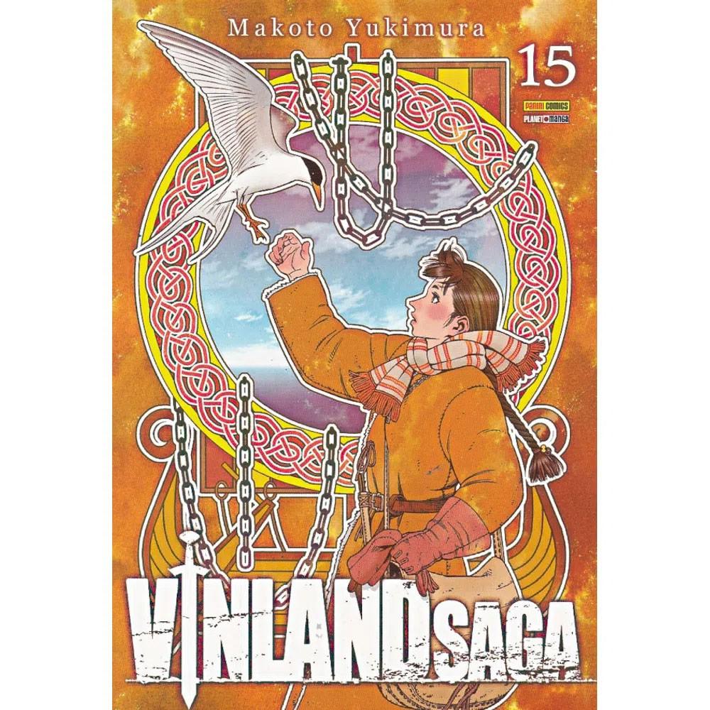 Vinland Saga - Volume 15 - Usado