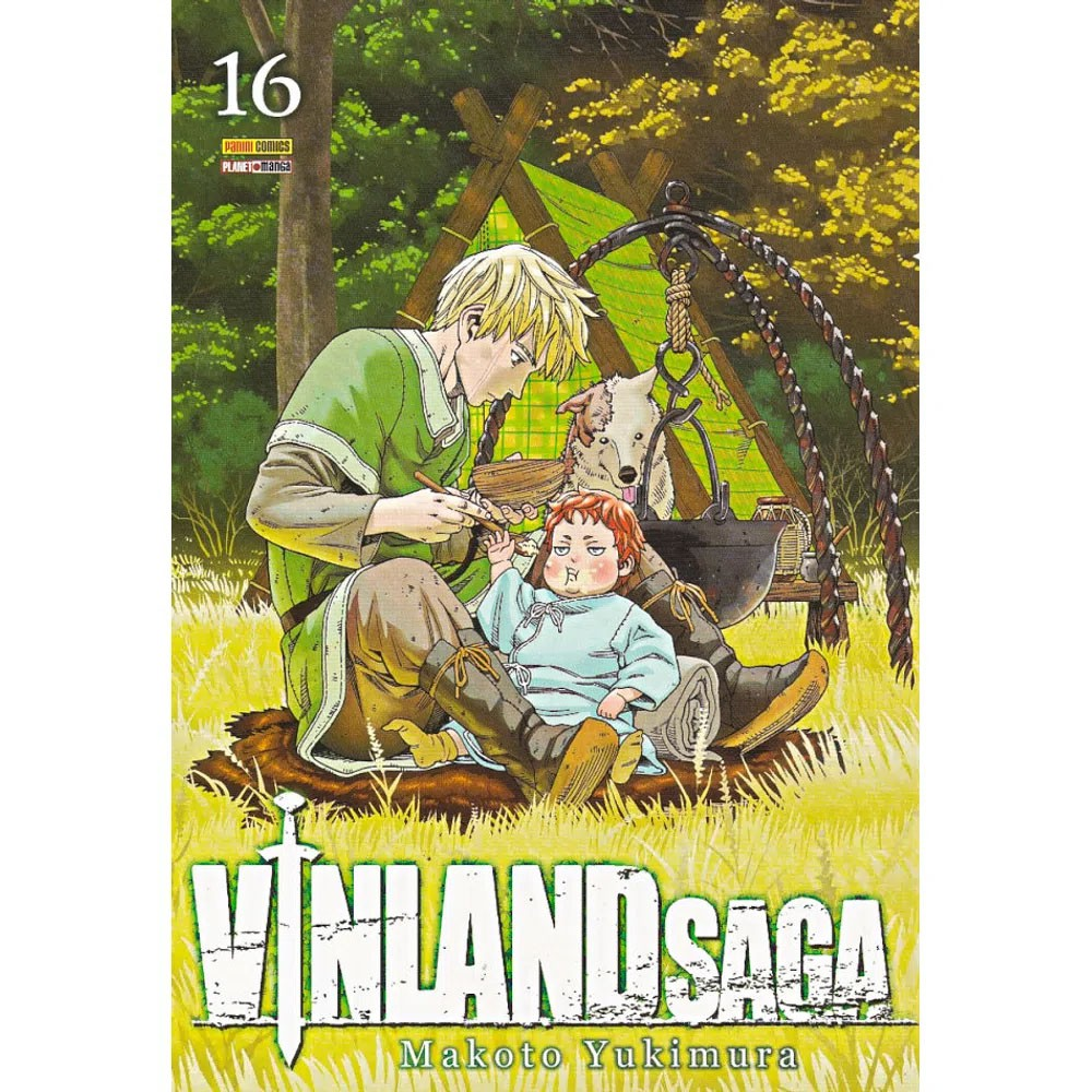 Vinland Saga - Volume 16 - Usado
