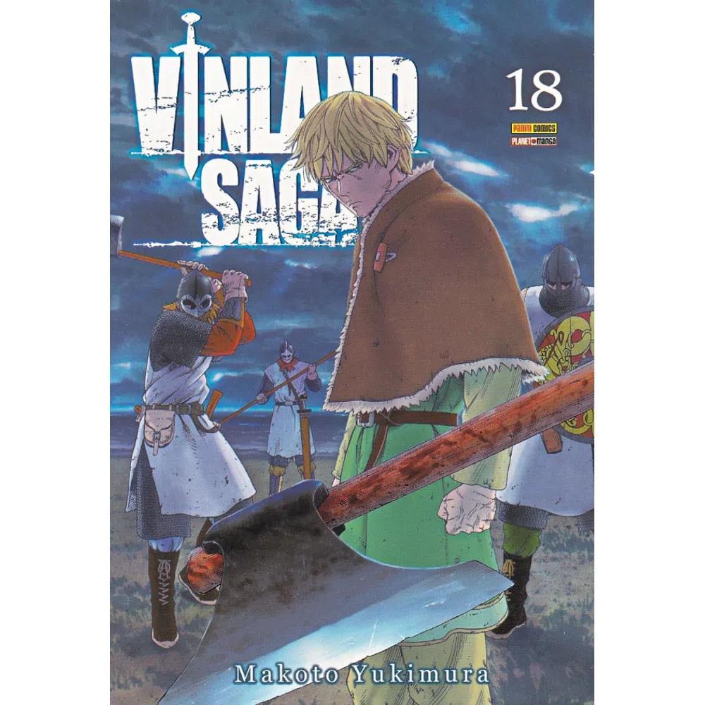 Vinland Saga - Volume 18 - Usado