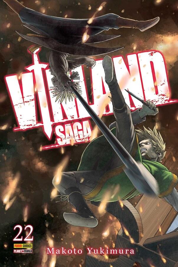 Vinland Saga - Volume 22 - Usado