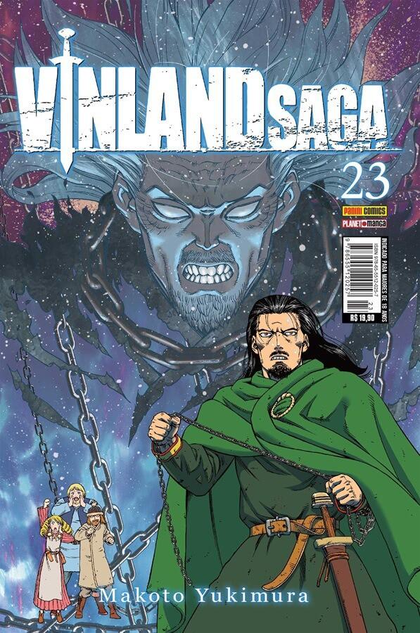 Vinland Saga - Volume 23 - Usado
