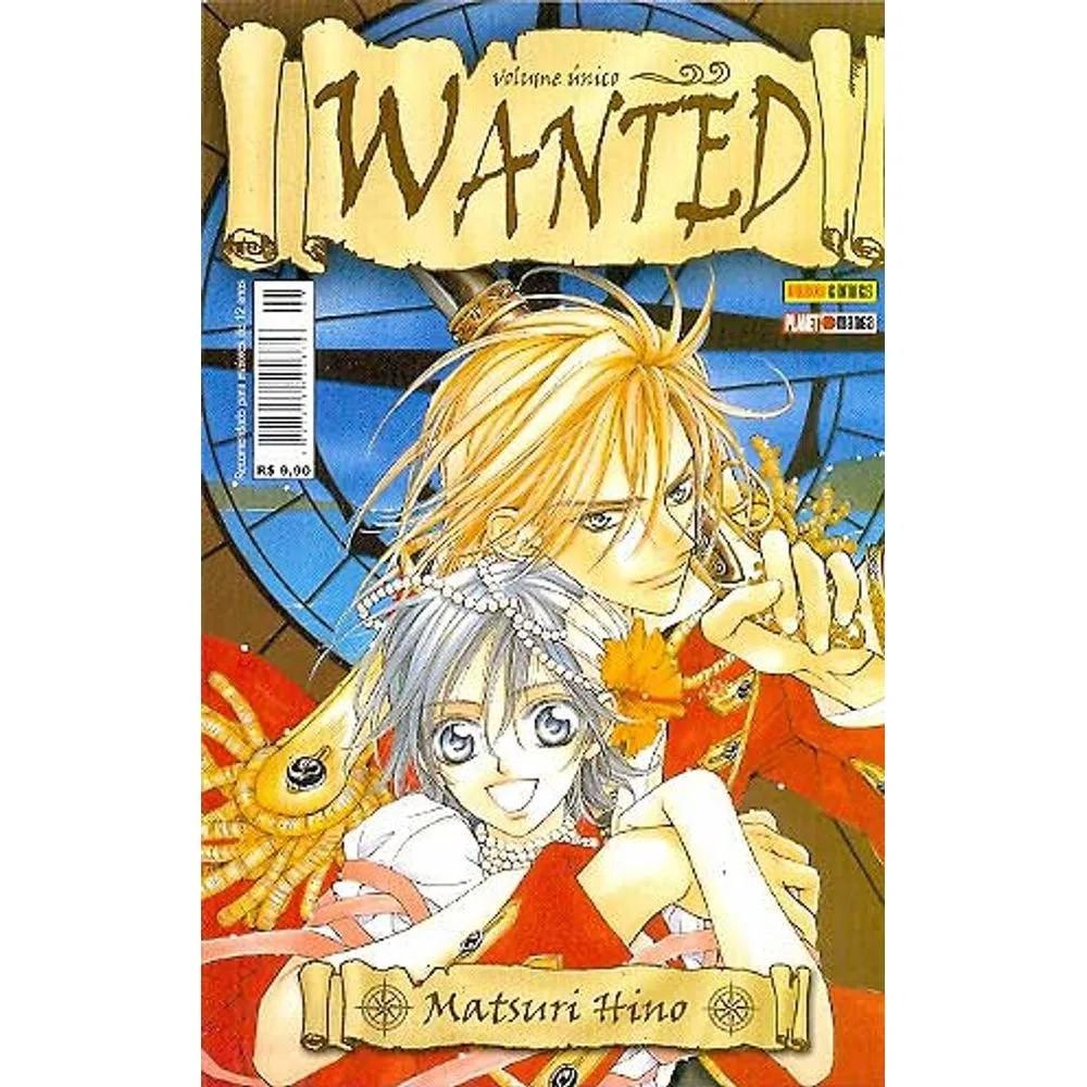 Wanted - Volume Único - Usado
