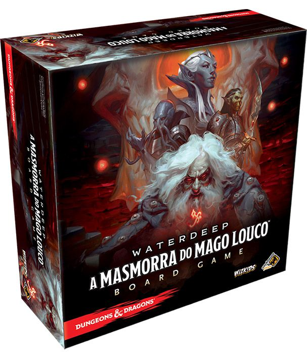 Waterdeep: A Masmorra do Mago Louco