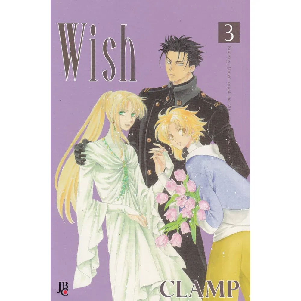 Wish - Volume 03 - Usado