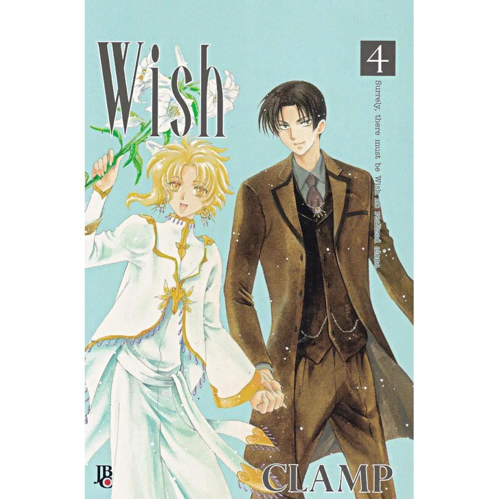 Wish - Volume 04 - Usado
