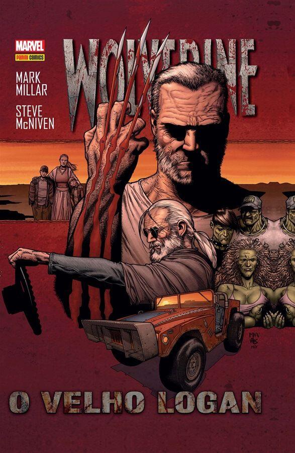 Wolverine O Velho Logan