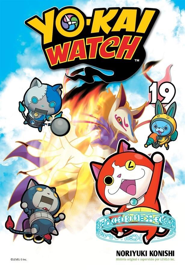Yo-Kai Watch - Volume 19