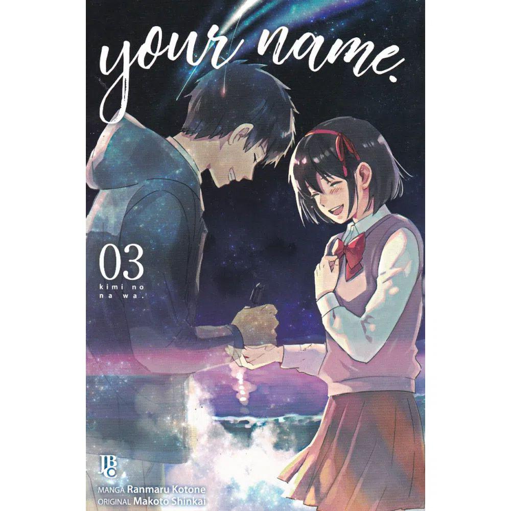 Your Name - Volume 03 - Usado