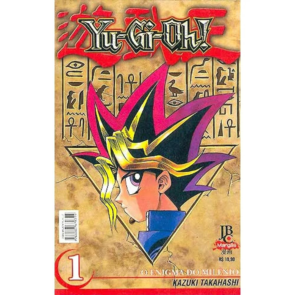 Yu-Gi-Oh! - Volume 01 - Usado