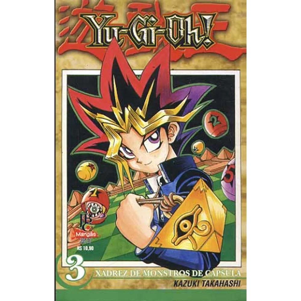 Yu-Gi-Oh! - Volume 03 - Usado