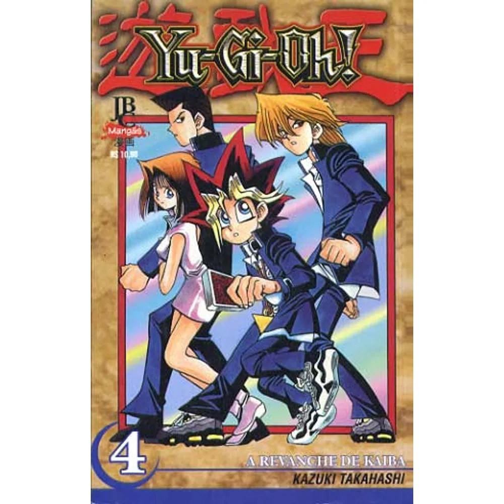 Yu-Gi-Oh! - Volume 04 - Usado