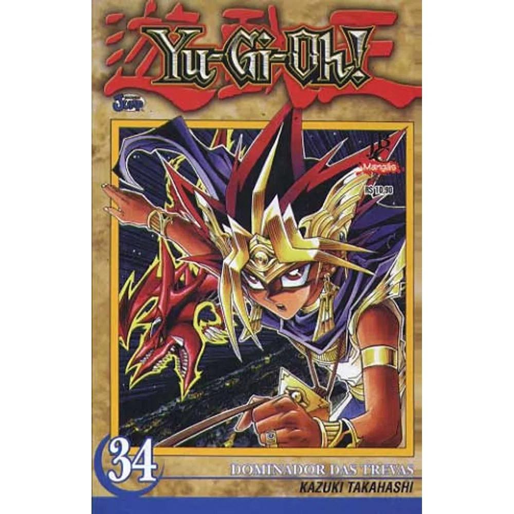 Yu-Gi-Oh! - Volume 34 - Usado