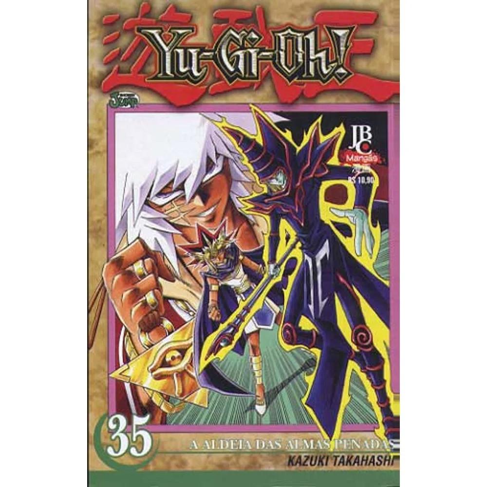 Yu-Gi-Oh! - Volume 35 - Usado