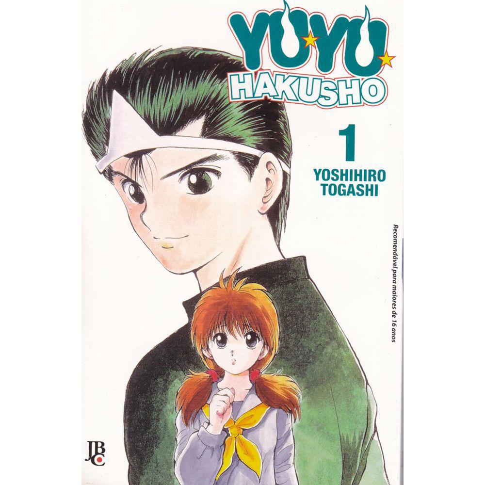 Yu Yu Hakusho - Volume 01 - Usado