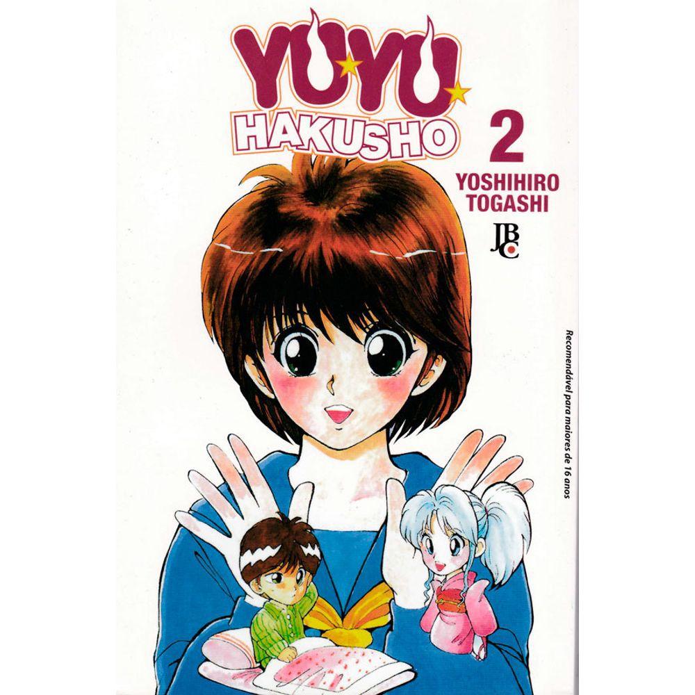 Yu Yu Hakusho - Volume 02 - Usado