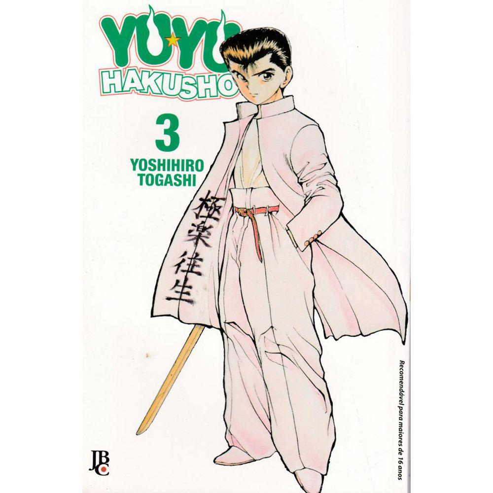 Yu Yu Hakusho - Volume 03 - Usado