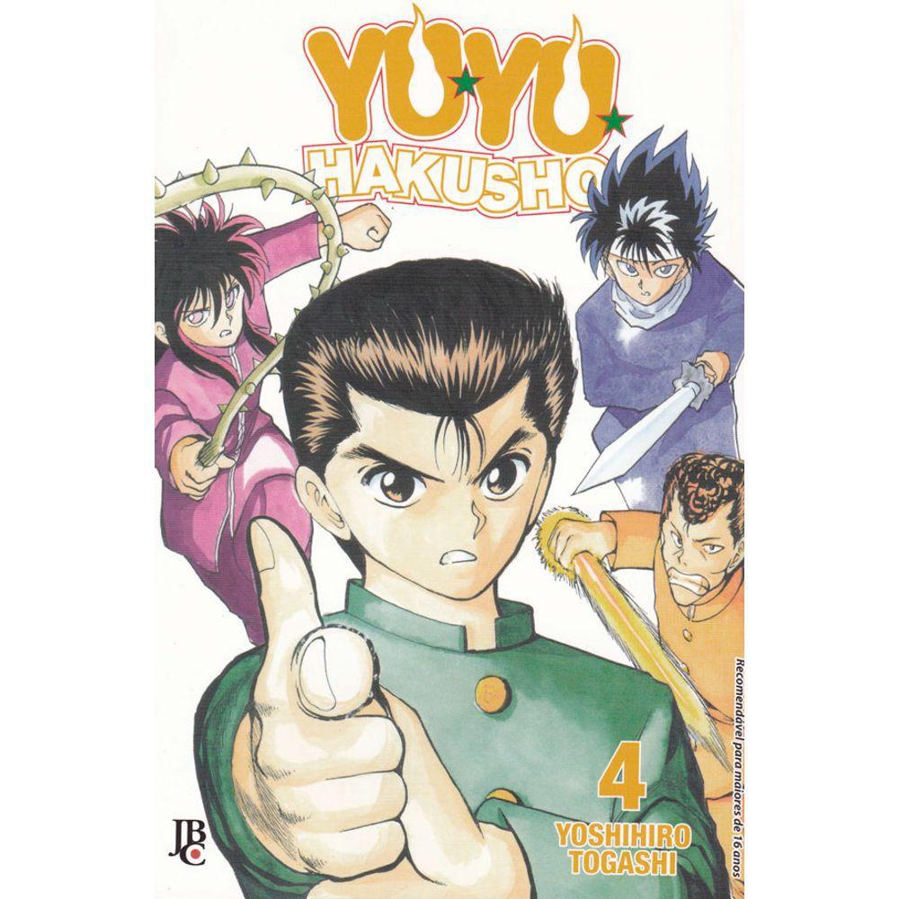 Yu Yu Hakusho - Volume 04 - Usado