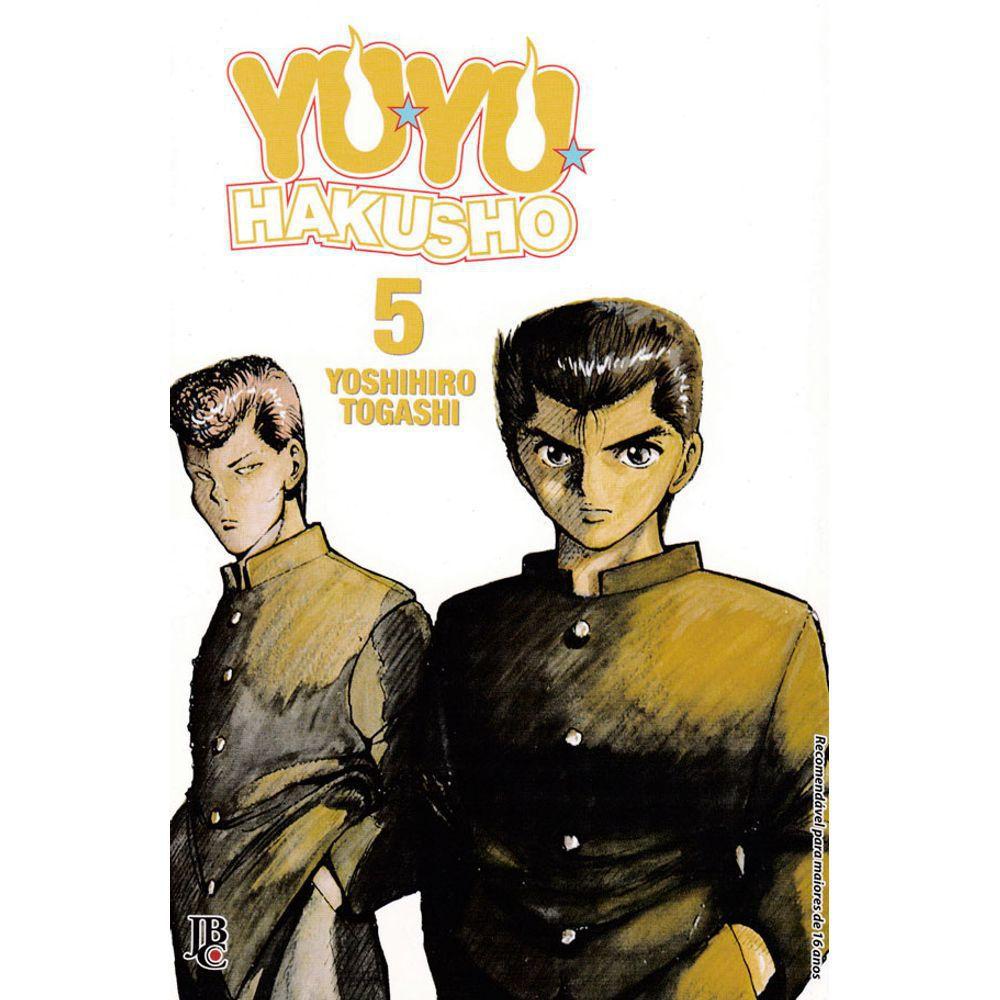 Yu Yu Hakusho - Volume 05 - Usado