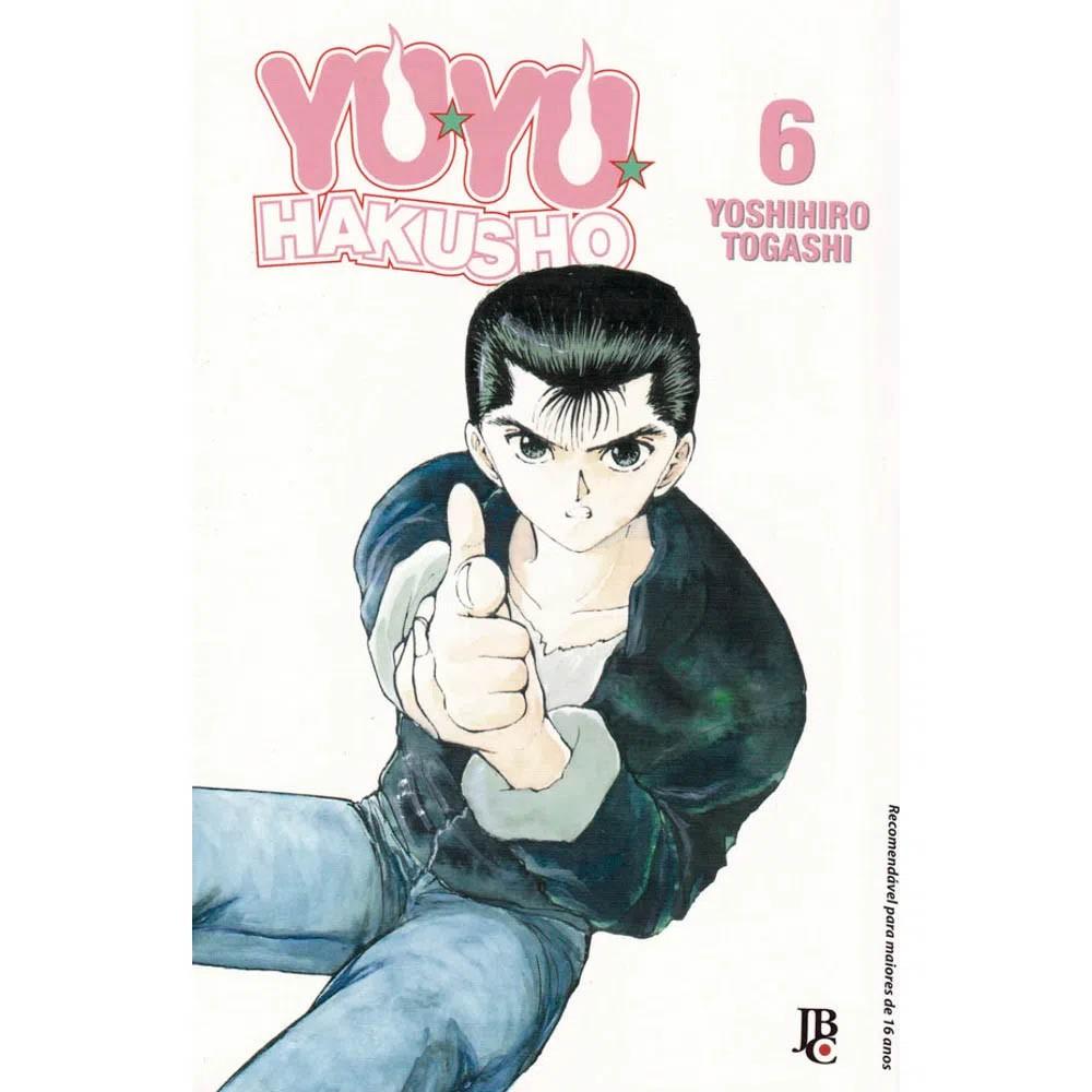 Yu Yu Hakusho - Volume 06