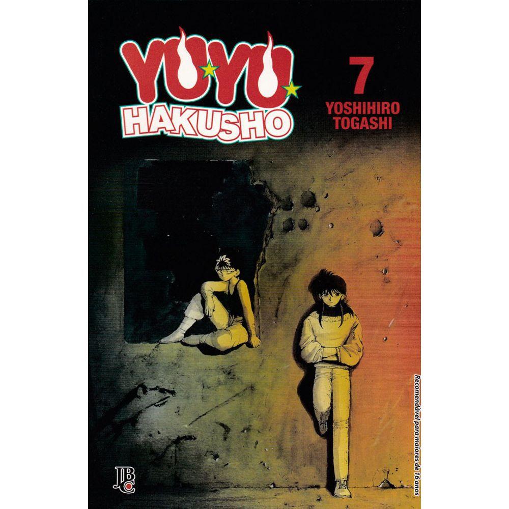 Yu Yu Hakusho - Volume 07 - Usado