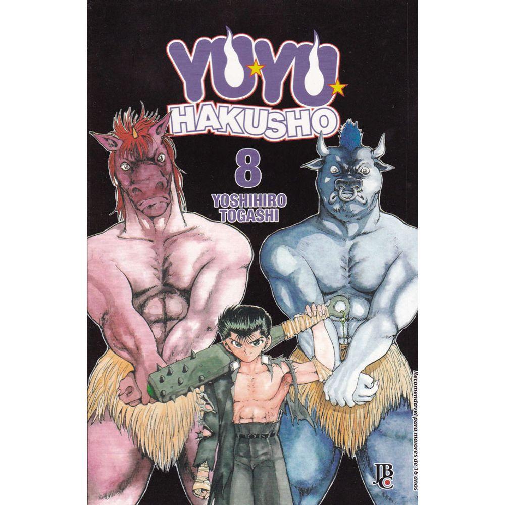 Yu Yu Hakusho - Volume 08 - Usado