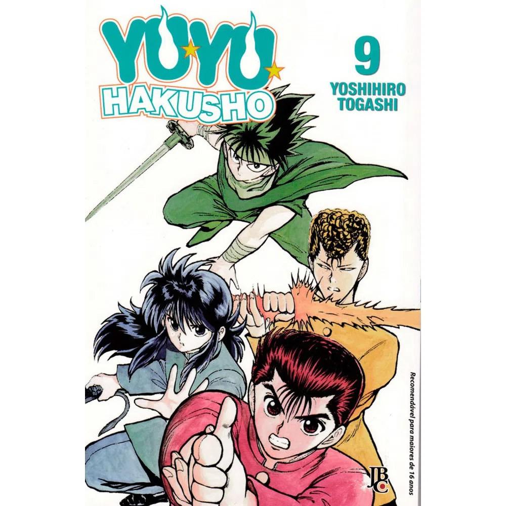 Yu Yu Hakusho - Volume 09