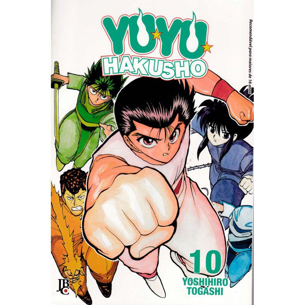 Yu Yu Hakusho - Volume 10 - Usado