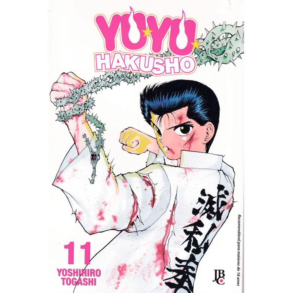 Yu Yu Hakusho - Volume 11 - Usado