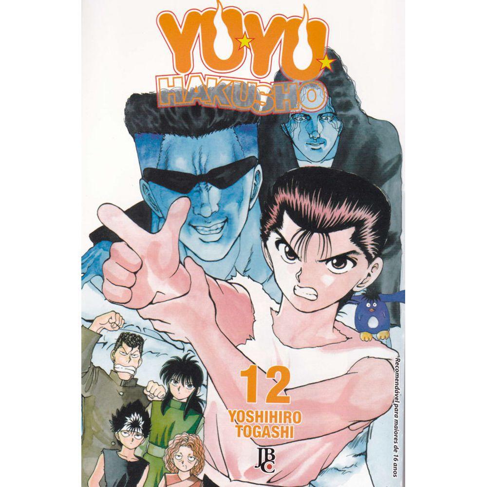 Yu Yu Hakusho - Volume 12 - Usado