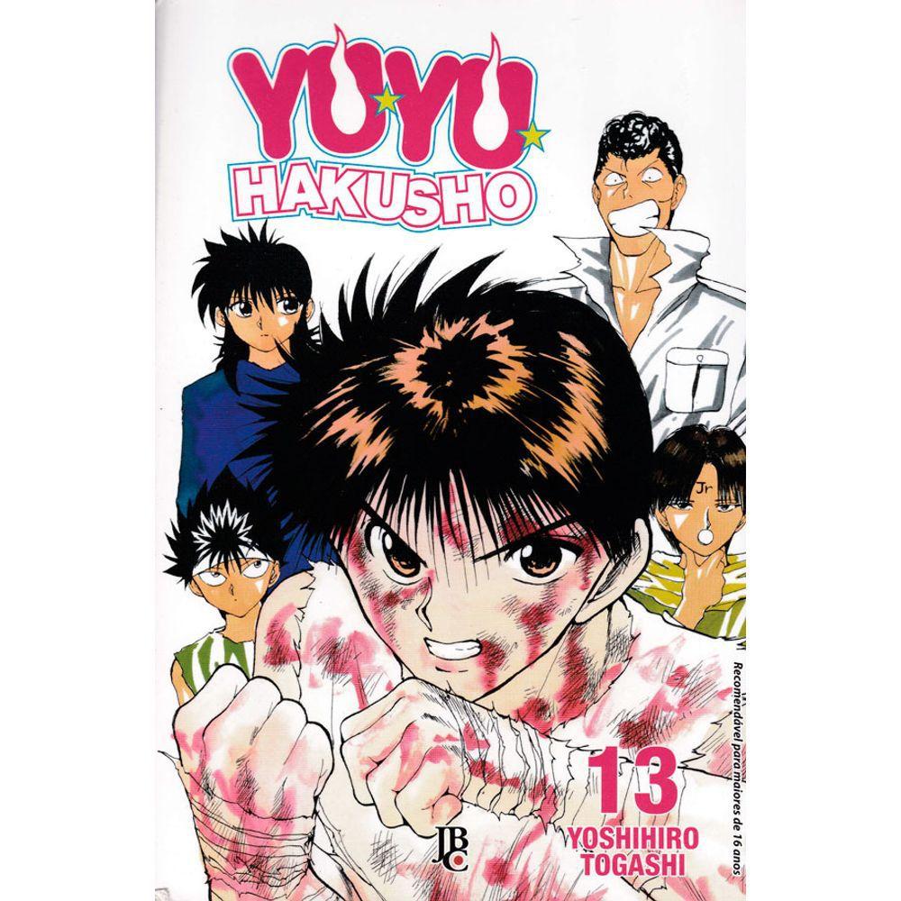 Yu Yu Hakusho - Volume 13 - Usado
