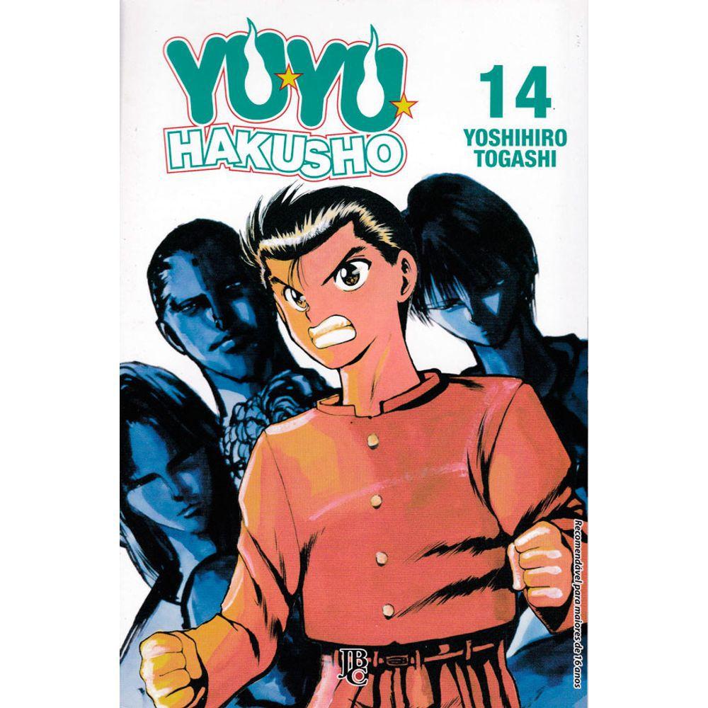 Yu Yu Hakusho - Volume 14 - Usado