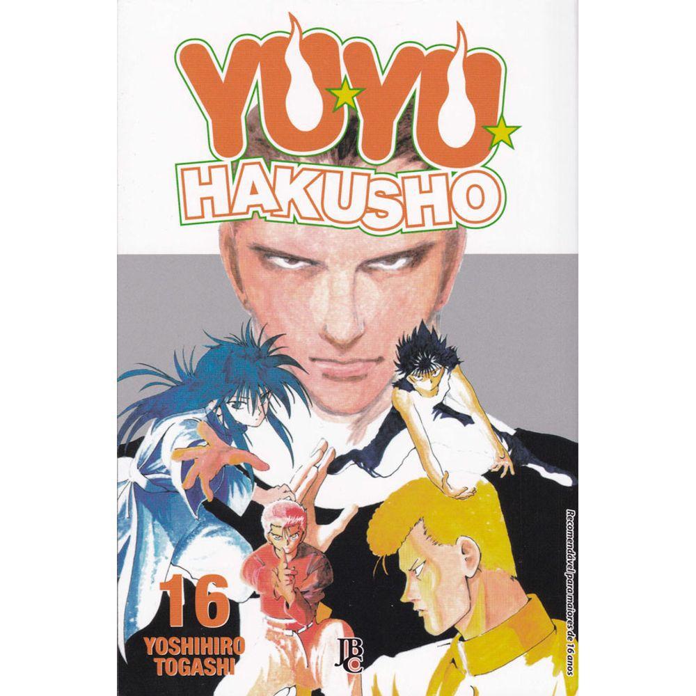 Yu Yu Hakusho - Volume 16 - Usado