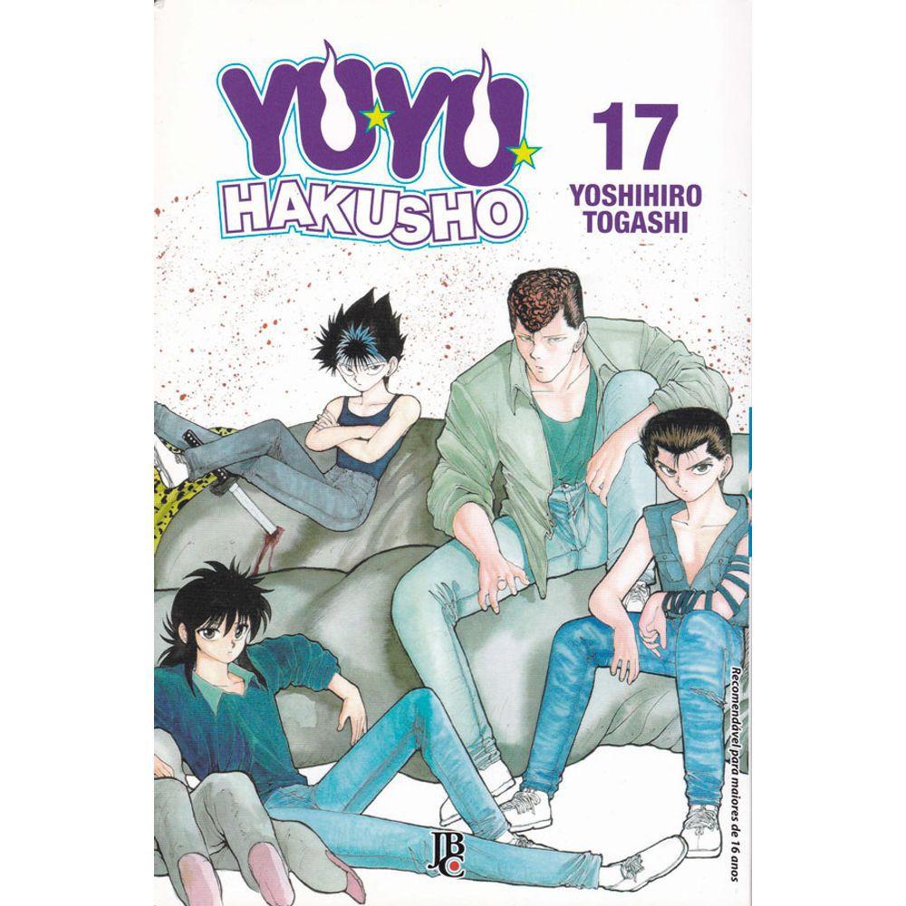 Yu Yu Hakusho - Volume 17 - Usado