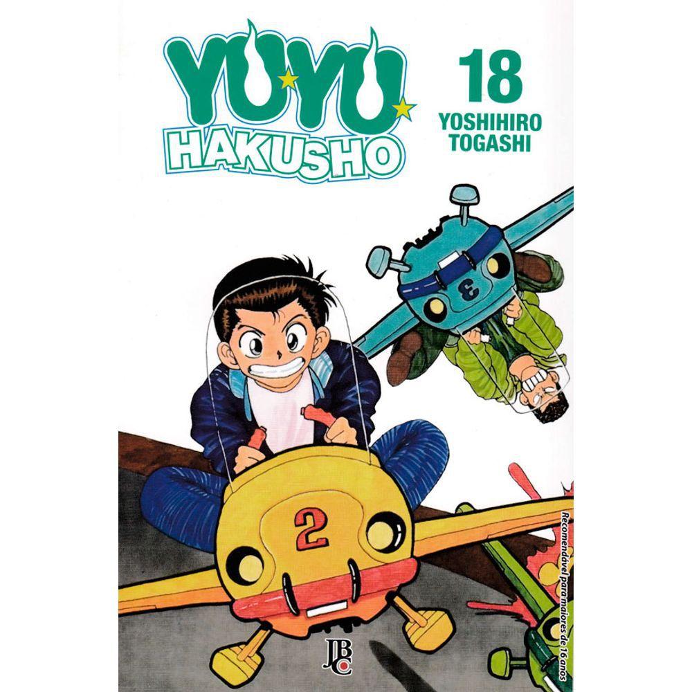 Yu Yu Hakusho - Volume 18 - Usado