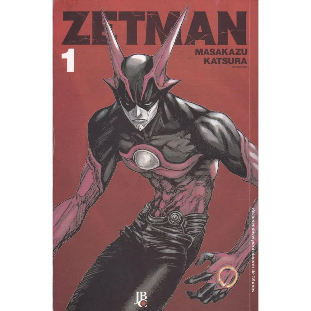 Zetman - Volume 01 - Usado