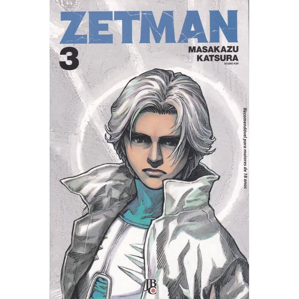 Zetman - Volume 03 - Usado