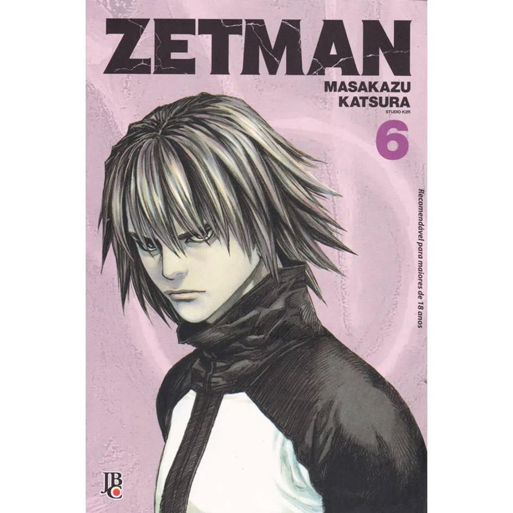 Zetman - Volume 06 - Usado