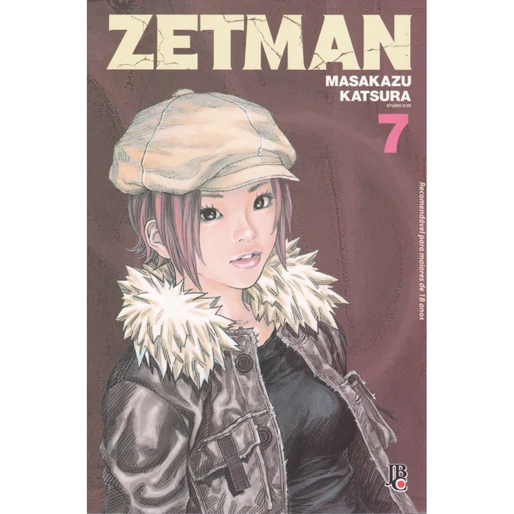 Zetman - Volume 07 - Usado