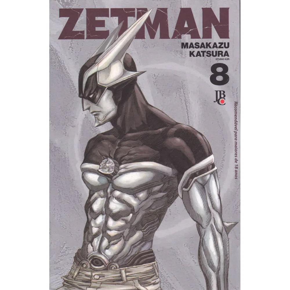 Zetman - Volume 08