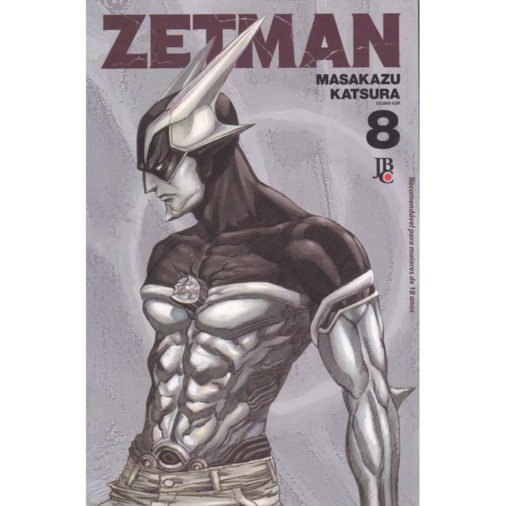 Zetman - Volume 08 - Usado