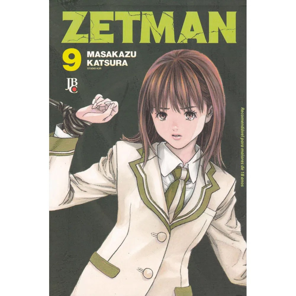 Zetman - Volume 09 - Usado